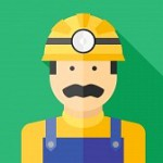 42906782-vector-flat-profession-miner-colorful-icon